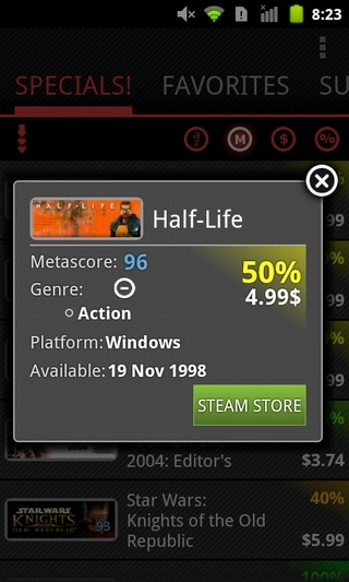 Steam-For-Android-Deal