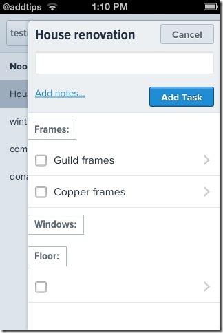add tasks asana