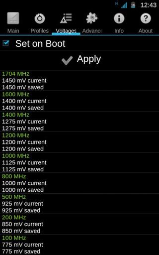 Galaxy Note 1.7Ghz