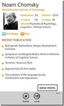Academic Research Author