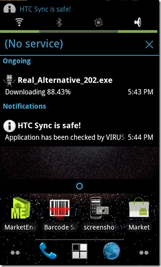 AndroGET-Android-Notification