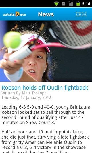 Australian-Open-2012-Android-News
