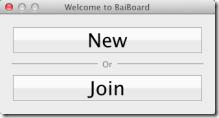 BaiBoard new