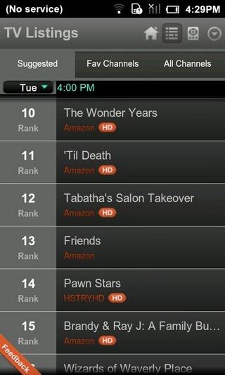 BuddyTV-Android-Listing