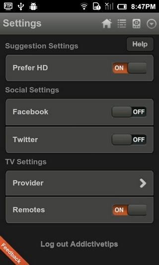 BuddyTV-Android-Settings
