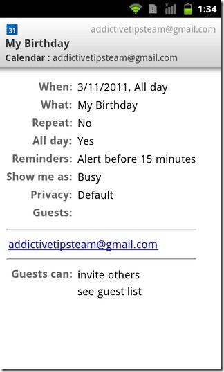 CloudMagic-Android-iOS-Calendar-Events