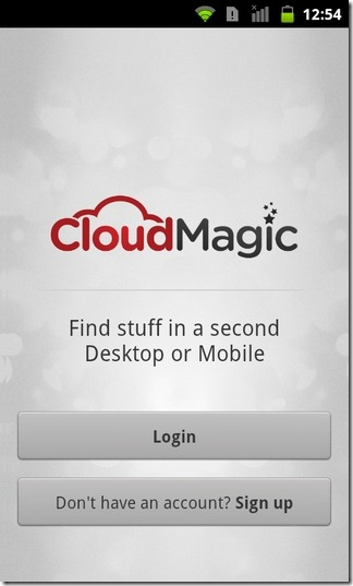CloudMagic-Android-iOS-Welcome