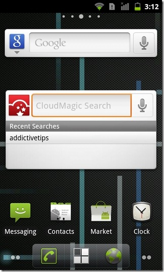 CloudMagic-Android-iOS-Widget