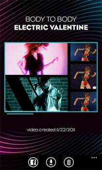 DanceCam List