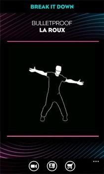 DanceCam Moves