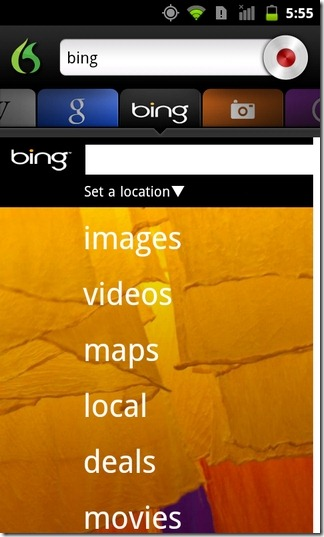 Dragon-Go-Android-Bing