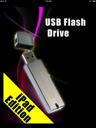 Flash Drive iPad