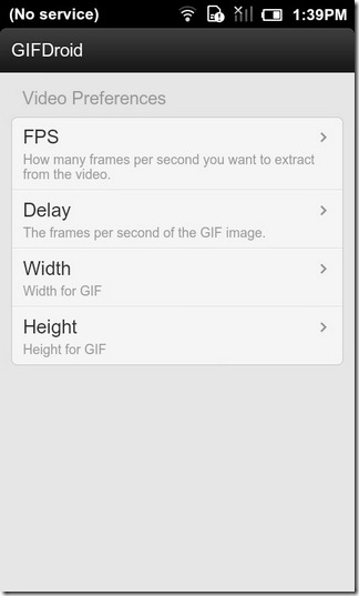 GIFDroid-Android-Settings