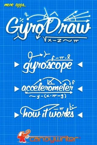 GyroDraw iOS