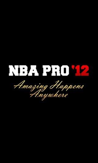 NBA Pro '12