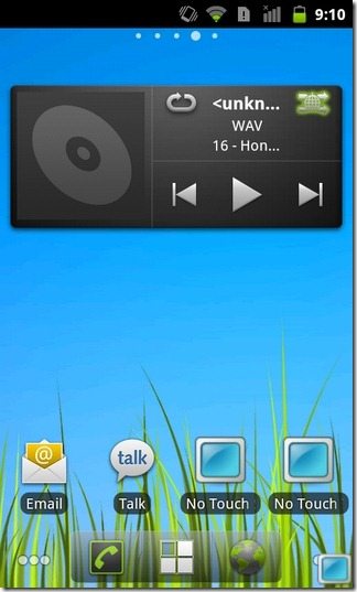 No-Touch-Android-Home