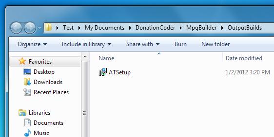 Screensaver ATSetup