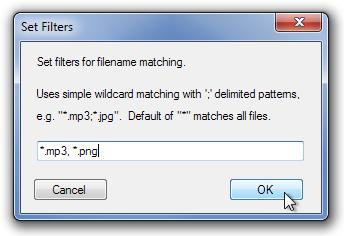 Set Filters
