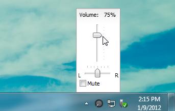 System Tray Volume 2