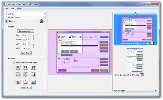 Unnamed - Scan Tailor 0.9.11 [32bit] Margins