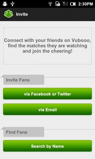Vuboo-Android-Invite