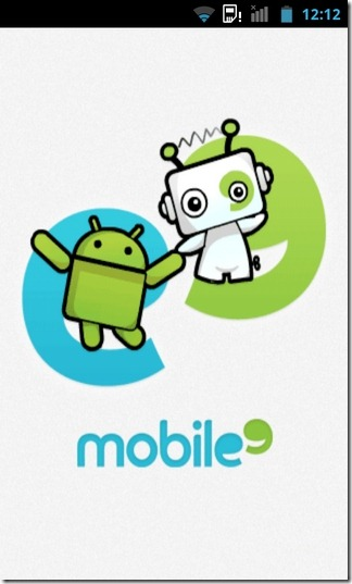 mobile9-Market -Android-Splash