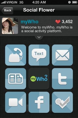 myWho Profile