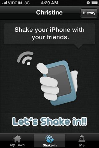 myWho Shake