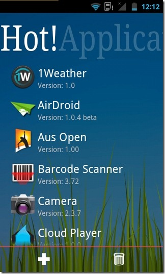 ssLauncher-Android-Hot-Apps
