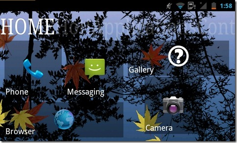 ssLauncher-Android-Hot-Metro