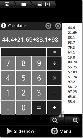 AirCalc-Android-Sample1