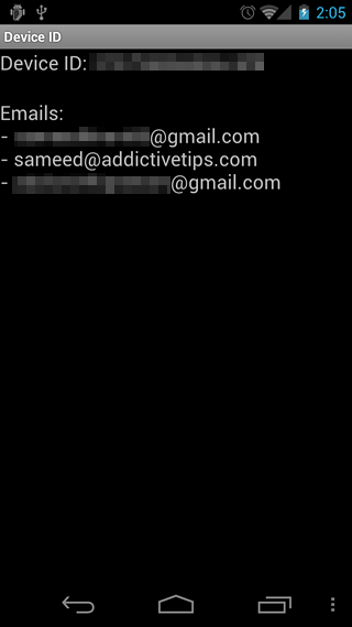 Device-ID-for-Android