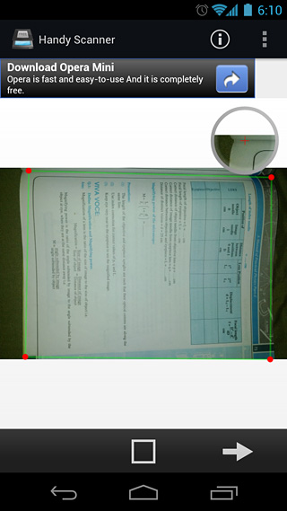 Document-edge-detection-and-adjustment