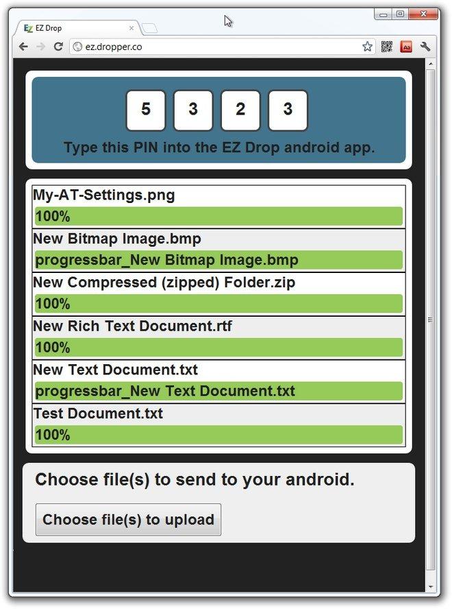 EZ-Drop-Android-Web-Browser