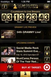 GRAMMY Live Countdown