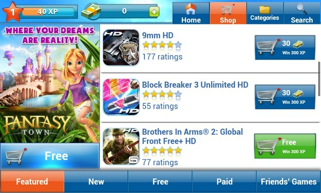 Gameloft-Live-Android-Store