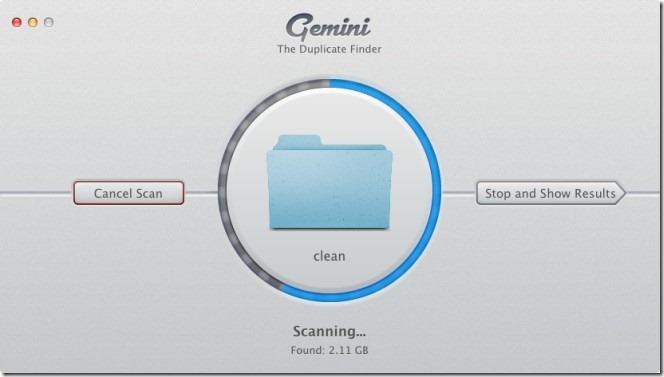 Gemini  scan