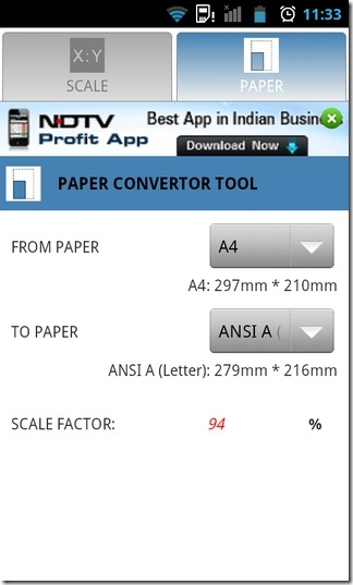 Handymate-Android-Paper-Converter