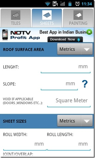 Handymate-Android-Roof-Converter