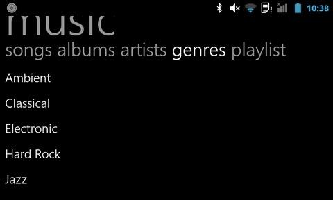InstaMusic Metro AndroidMusic Player