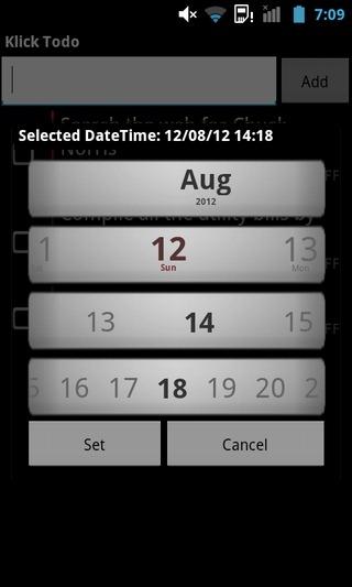 Klick-Todo-Android-Schedule