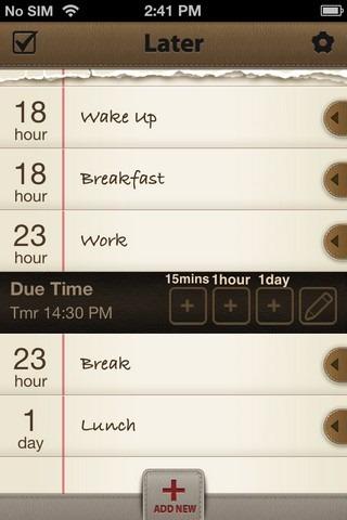 Later iOS