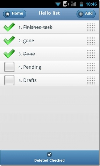 Lists-Notes-Android-Checkable