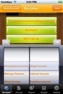 MoneyMgr Income