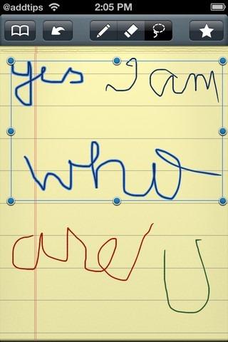 MyScript Memo iOS
