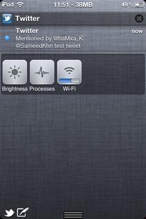 Notification Center iOS 5