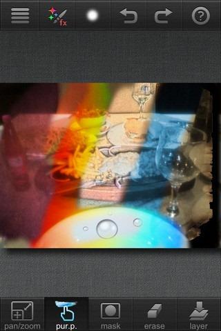 Paint FX iPhone