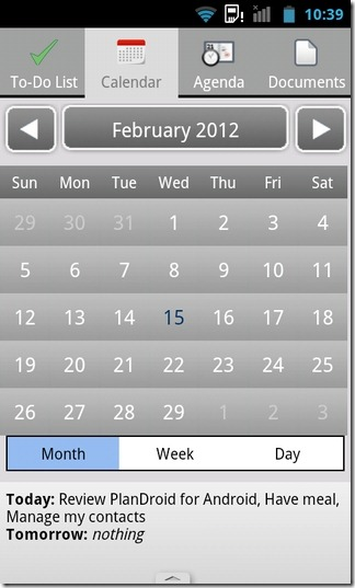 PlanDroid-Android-Calendar