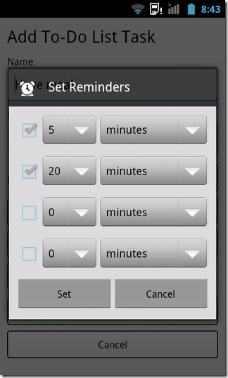 PlanDroid-Android-Reminders