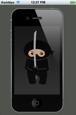 SMSNinja iPhone